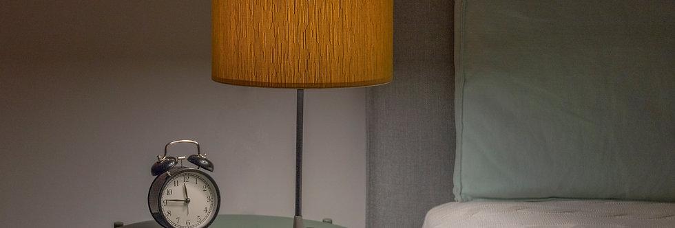 Lámpara de mesa con tres bombillas Doce S 1_T Mostaza