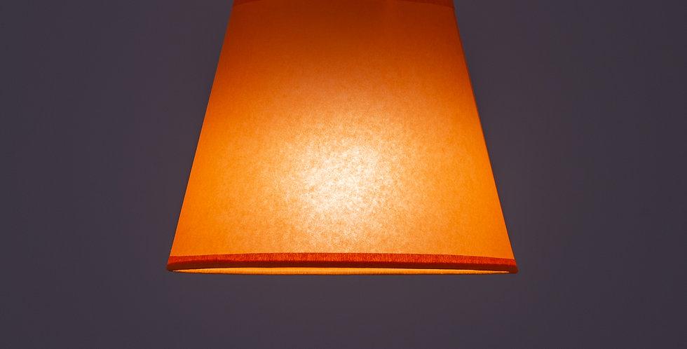 Lámpara de techo (plafón) IRO Naranja brillante
