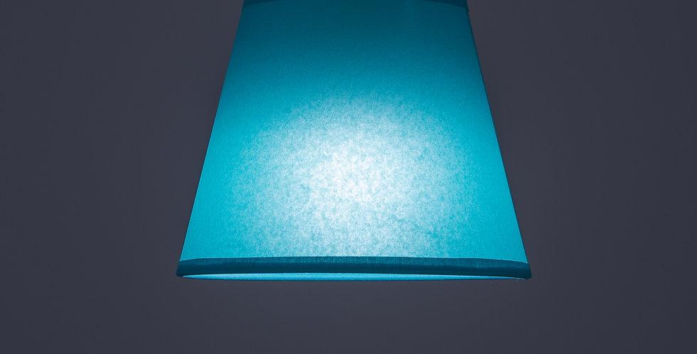 Lámpara de techo (plafón) IRO Turquesa