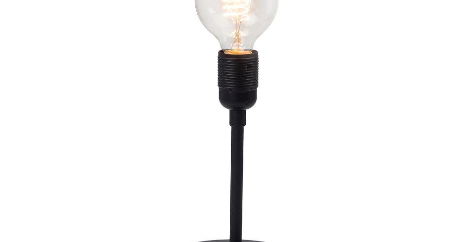 Lámpara de mesa Bi 1_T Negro