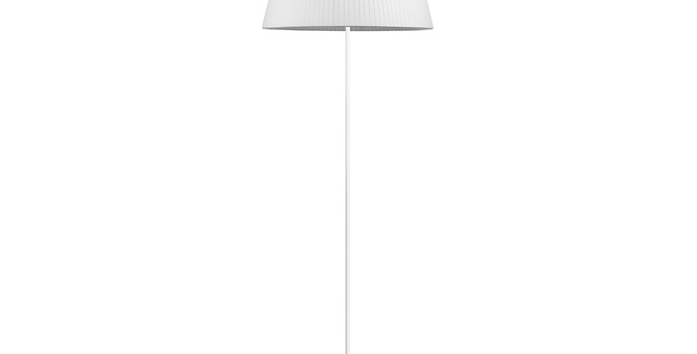 Lámpara de pie para interiores KAMI L 1 / F Blanco