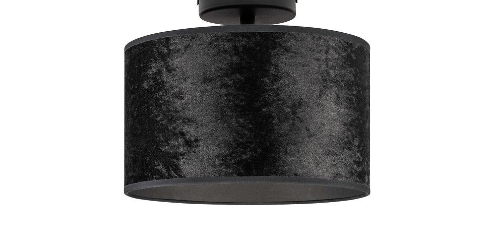 Lámpara de techo (plafón) Once S 1_CP Negro