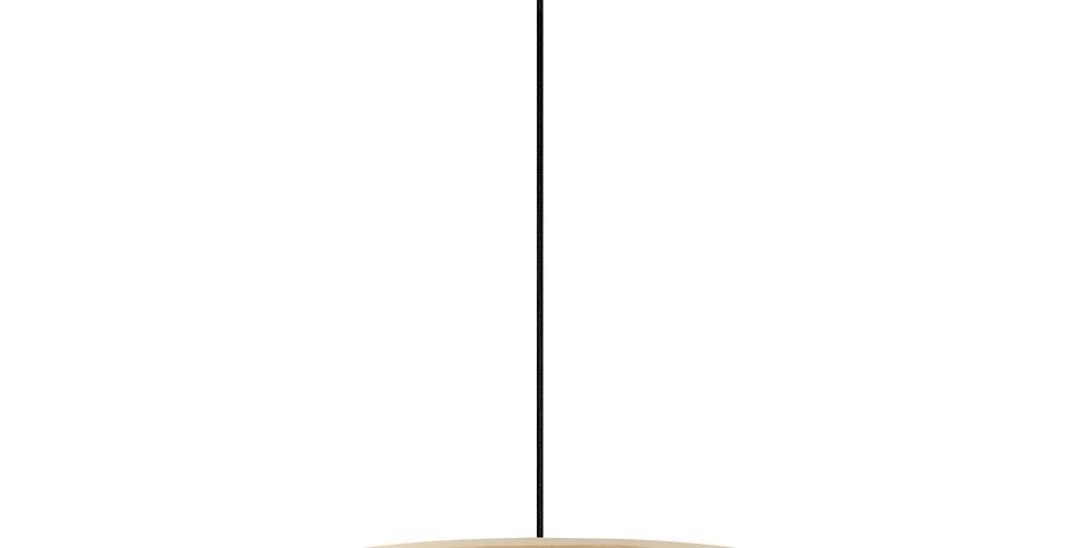 Lámpara colgante individual Tsuri XL 1_S ROBLE