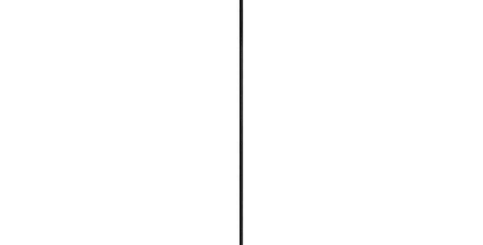 Lámpara de pié TSURI XL 1 / F NOGAL