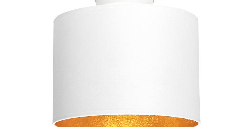 Lámpara de Techo con Pantalla de Tela de Diseño Mika S 1_CP