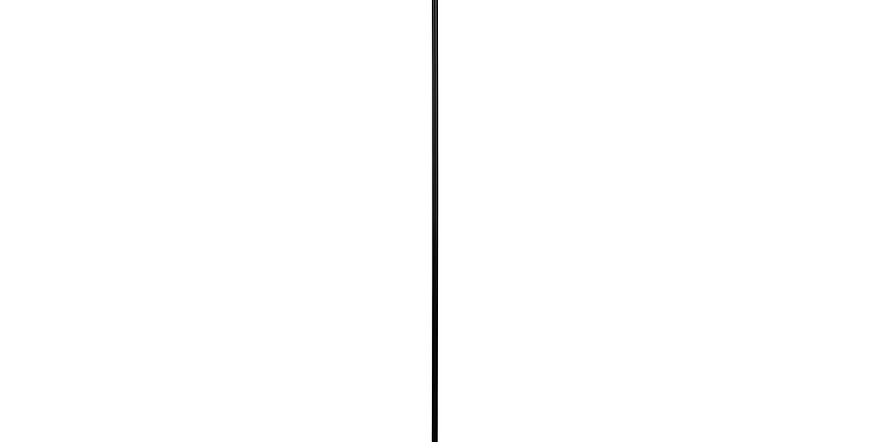 Lámpara de pie con tres bombillas Ocho Slim 1_F Azul
