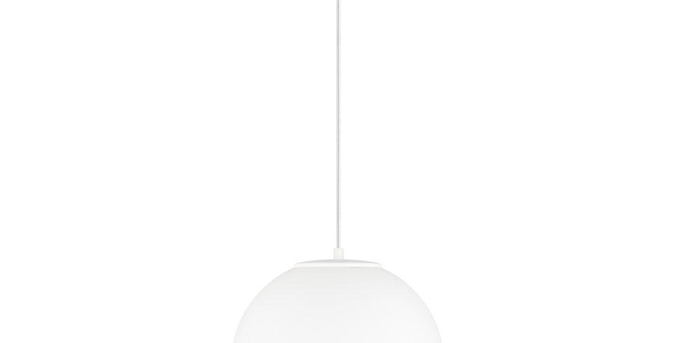 Lámpara de techo colgante Tsuki L 1_S Blanco