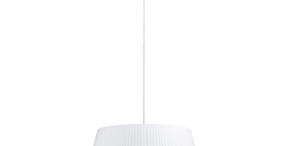 Lámpara colgante Kami L 1_S Blanco