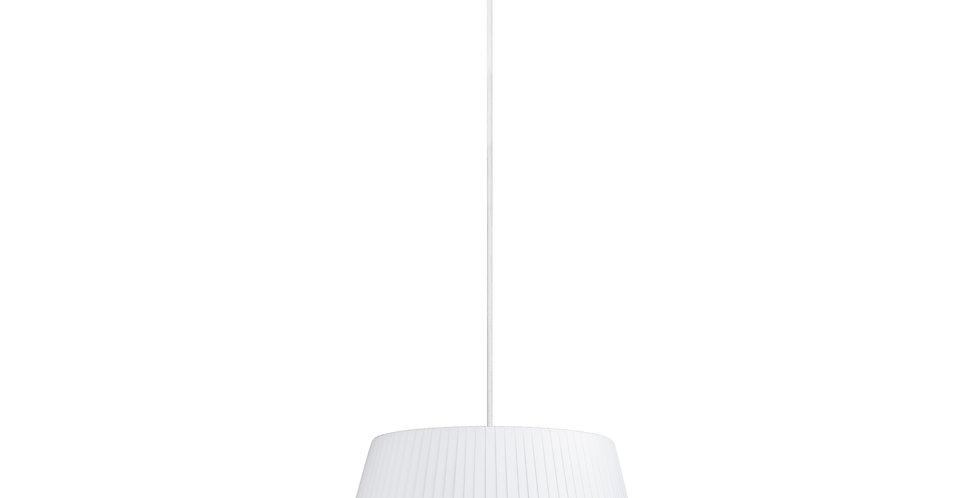 Lámpara colgante Kami M 1_S Blanco