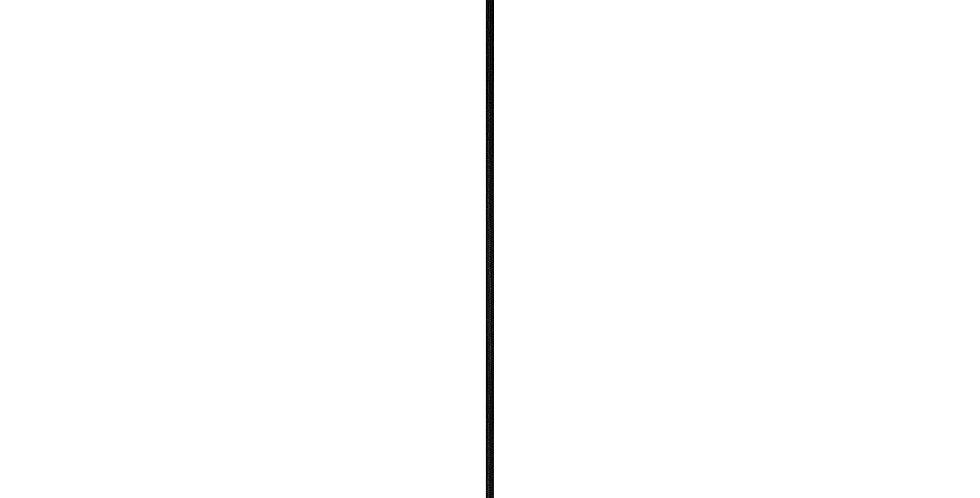 Lámpara de techo colgante simple Bi 1_S Plata/Negro