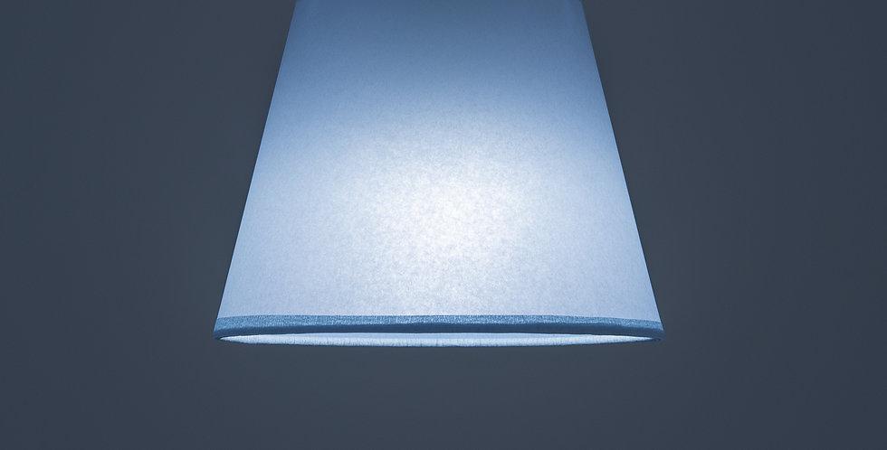 Lámpara de techo (plafón) IRO Azul claro