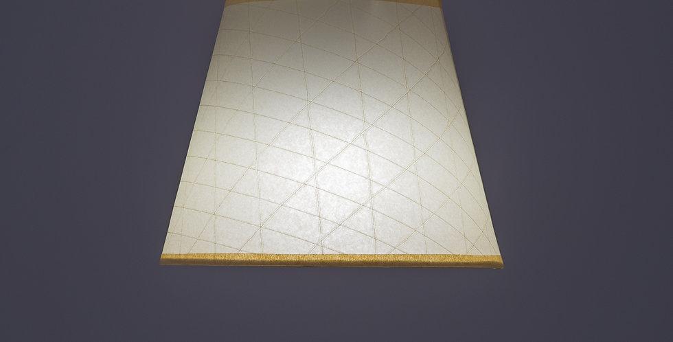 Lámpara de techo (plafón) IRO Crema con relieve