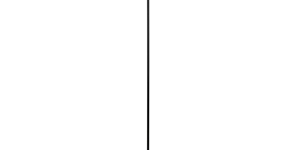 Lámpara de pie con tres bombillas Once Slim 1_F Blanco
