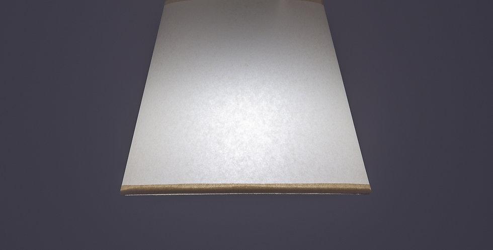 Lámpara de techo (plafón) IRO Crema