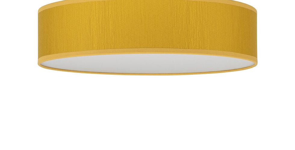 Lámpara de techo (plafón) de tres bombillas Doce L 1_C Mostaza