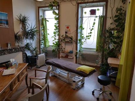 Cabinet d'ostéopathe à Montélimar