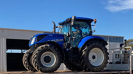 New Holland T7.225