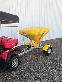 NEW 460 Litre ATV Spreader