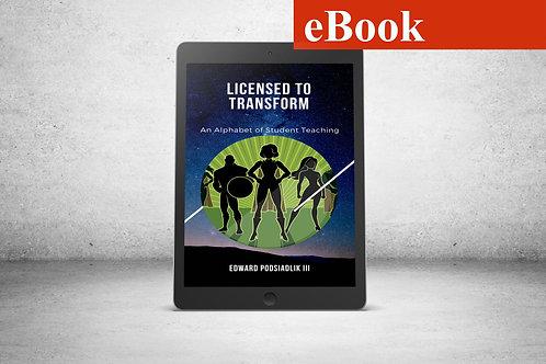 Licensed to Transform (eBook)