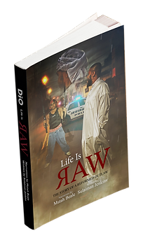 Life is  ЯAW : The Story of a Reformed Outlaw