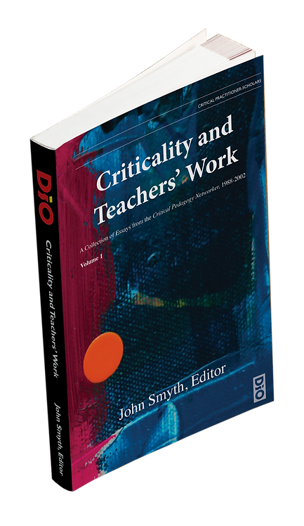 Criticality Teachers' Work
