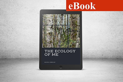 The Ecology of me (eBook)