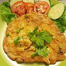 Khai Jiaw (ไข่เจียวหมูสับ)