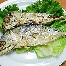 Pla Tou Tod (ปลาทูทอด)