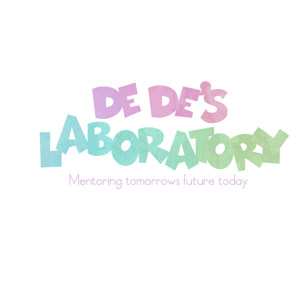 De De's Laboratory logo