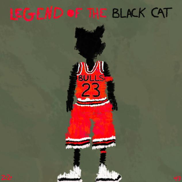 Legend of the Black Cat