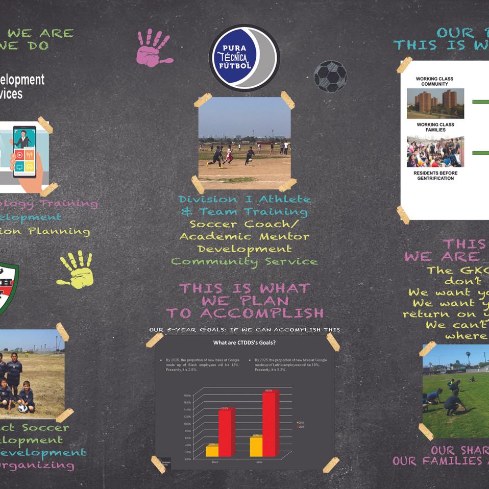 Good Kids Great Communities Project flyer (Inside)