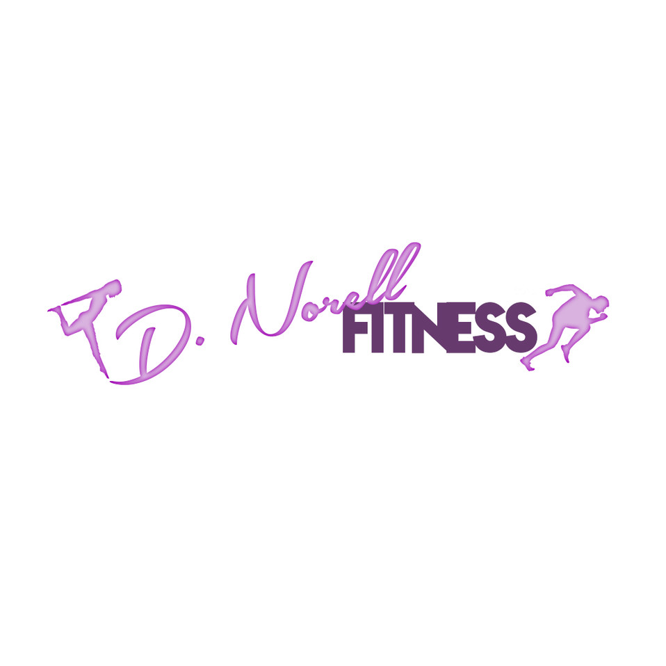 D Norell Fitness logo