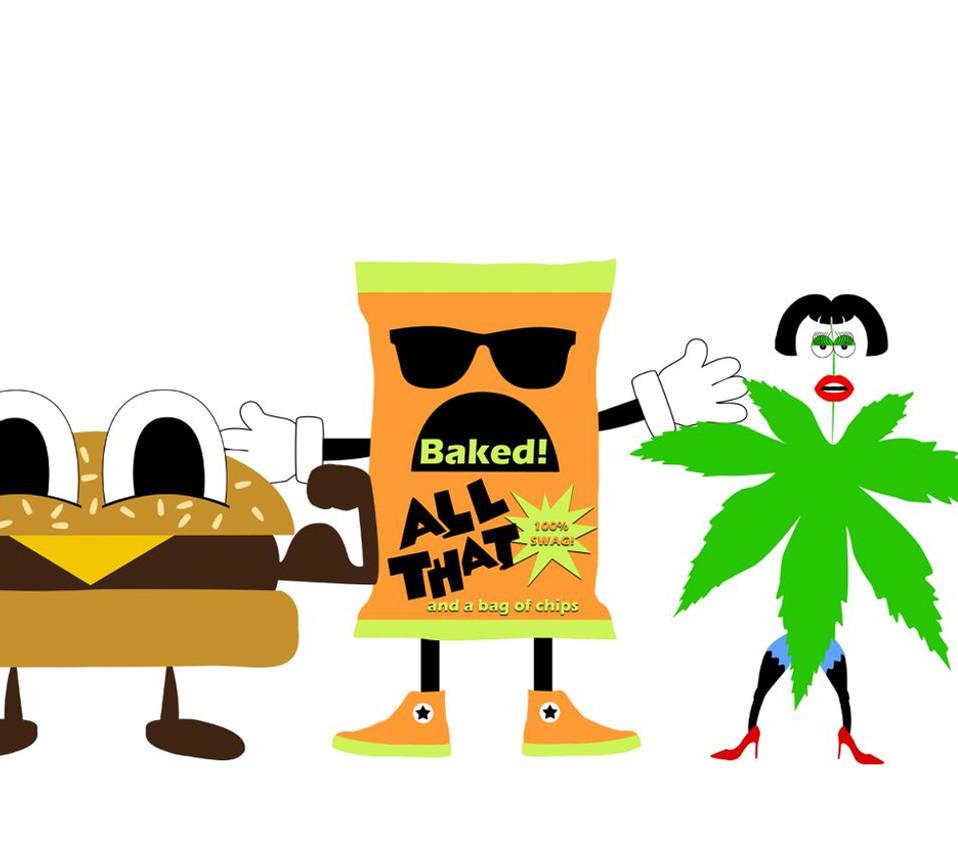 Greenscreen Junkfood