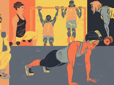 Napi 4 gyakorlattal elérheted fitness céljaidat!