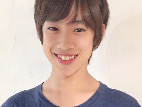 内野 楓斗 舞台「MARKER LIGHT-BLUE Deeper マーカライト・ブルー ディーパー」出演!配役発表