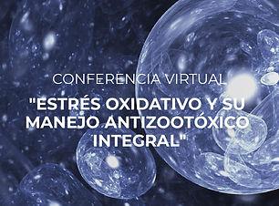 Conferencia virtual - Estrés Oxidativo