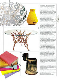 Decorator's Notebook, House and Garden Magazine - image of Cut Along the Dotted Line by Rachel Max