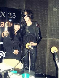 Leo Bko tributo a Michael Jackson