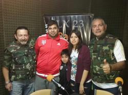 Yesica y Familia