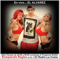 El Alvarez
