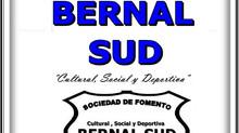 70º Aniversario de la Sociedad de Fomento Bernal Sud -