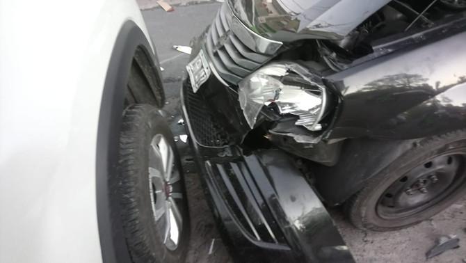 Grave accidente en Sarandi
