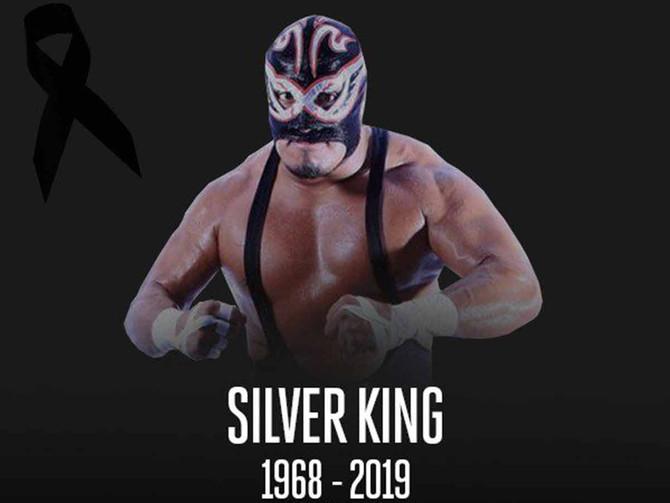 Muere sobre el ring Silver King
