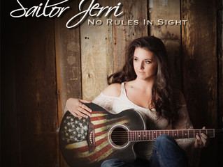 Jerri's album release date of April 13th!