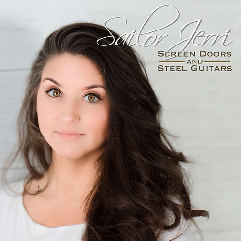 Screen Doors and Steel Guitars (autographed available)