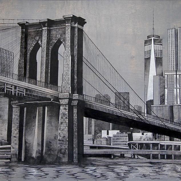 Brooklyn Bridge #2 | SOLD