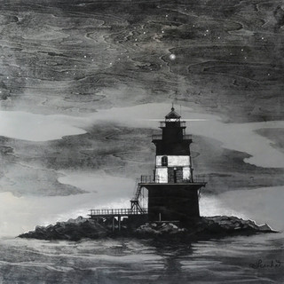 Orient Point Lighthouse   SOLD