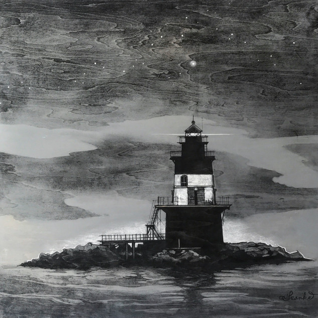 Orient Point Lighthouse | SOLD