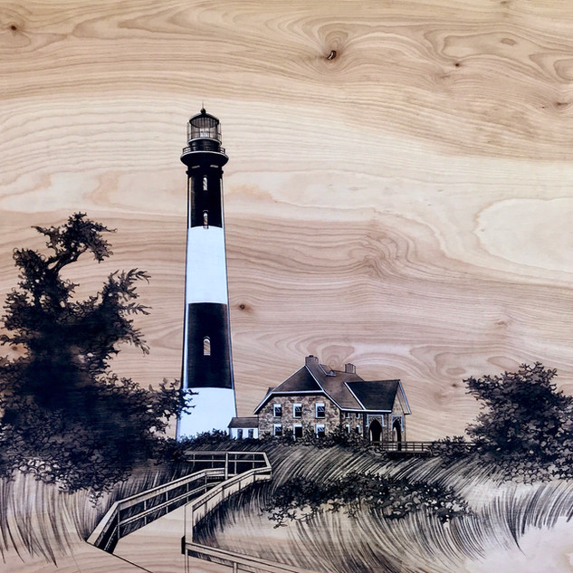 Fire Island #1 | SOLD