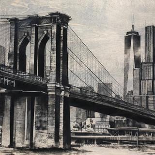 Brooklyn Bridge | SOLD